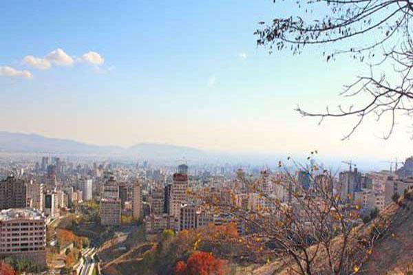 هتل های نزدیک بام تهران کدامند