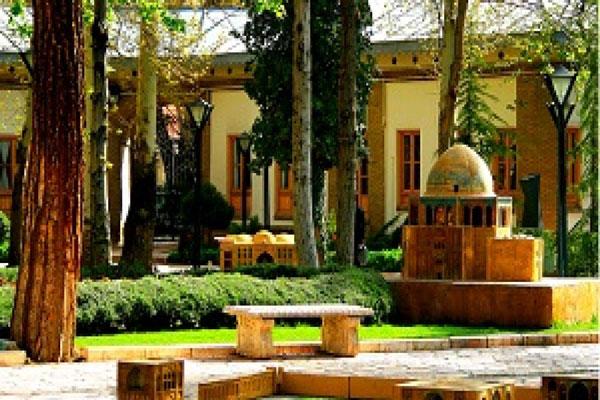 هتل های نزدیک به باغ موزه هنر ایرانی در تهران