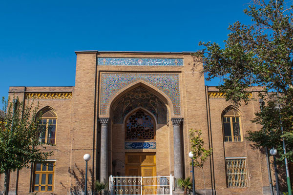 هتل های نزدیک به خیابان ناصر خسرو تهران