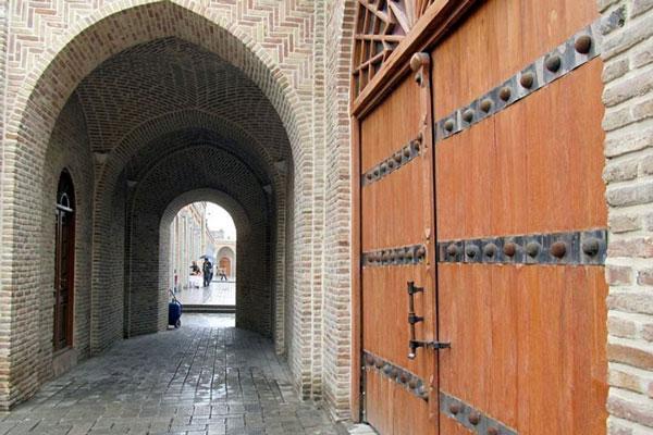 هتل های نزدیک به کاروانسرای خانات تهران