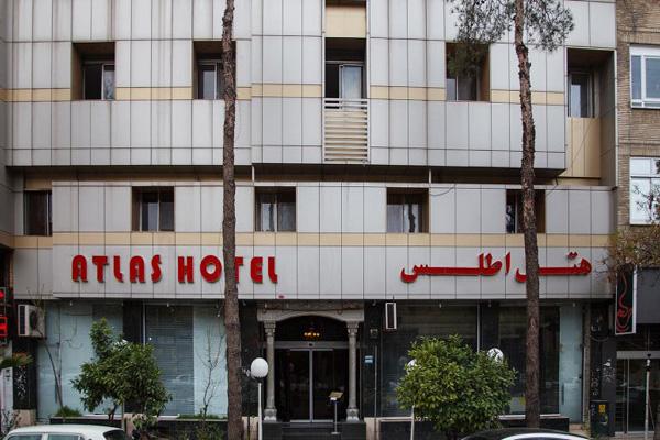 هتل های نزدیک شاه چراغ شیراز