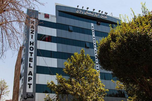 هتل های نزدیک مجموعه تئاتر شهر تهران
