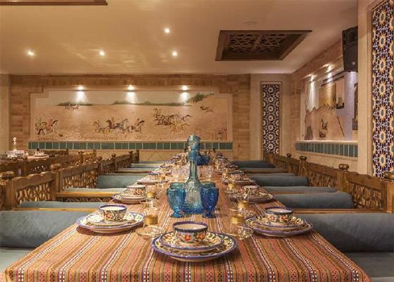 هتل های نزدیک نارنجستان قوام شیراز