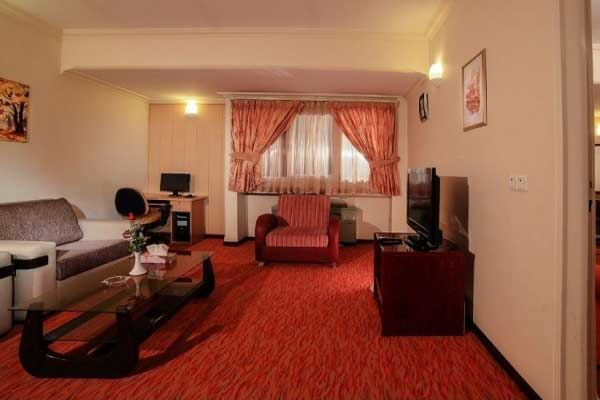 آشنایی با هتل های نزدیک پارک جنگلی شیخ تپه