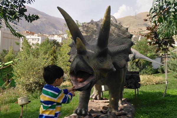 هتل های نزدیک پارک ژوراسیک تهران
