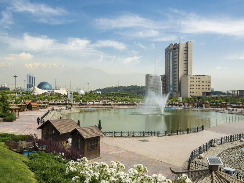 پارک آب و آتش محبوب ترین پارک در پایتخت ایران