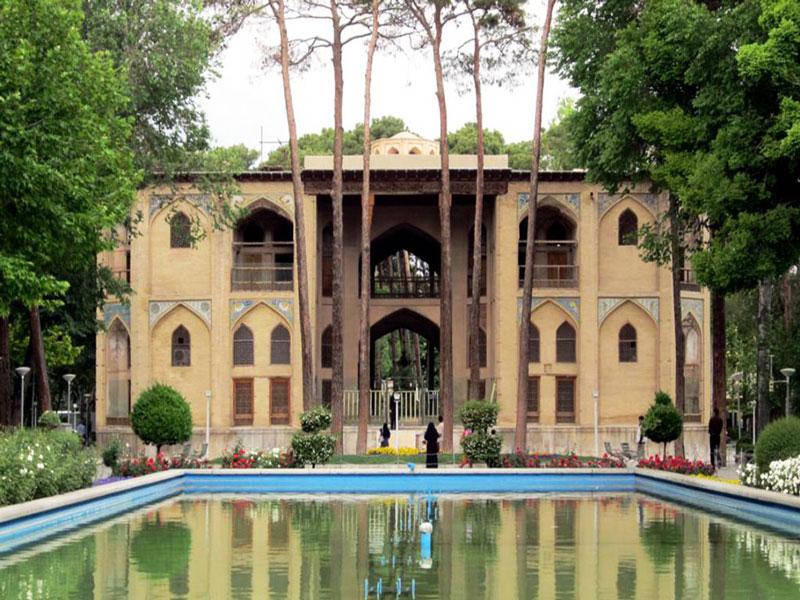 کاخ-هشت-بهشت اصفهان