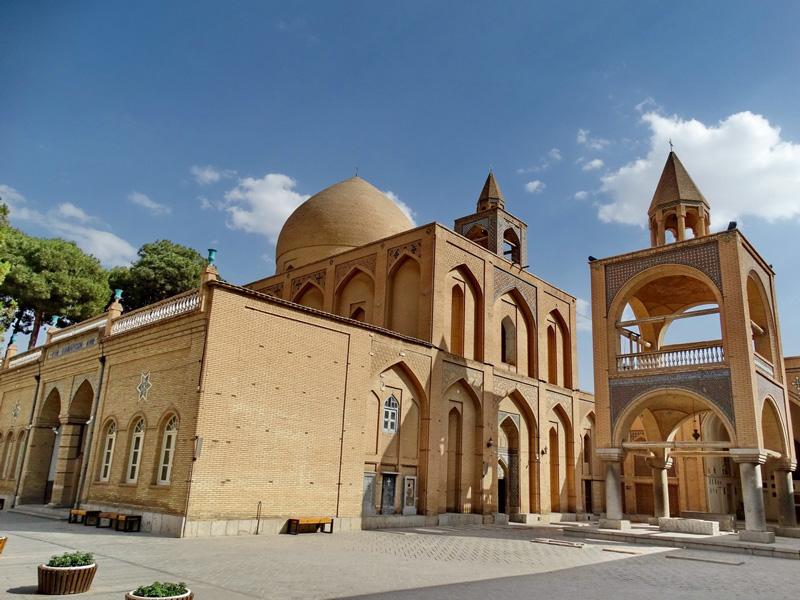 کلیسا-جامع-وانک اصفهان