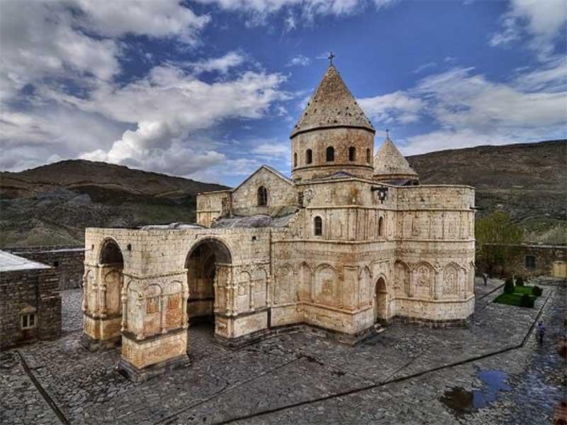 آذربایجان غربی مهد کلیساهای کهن