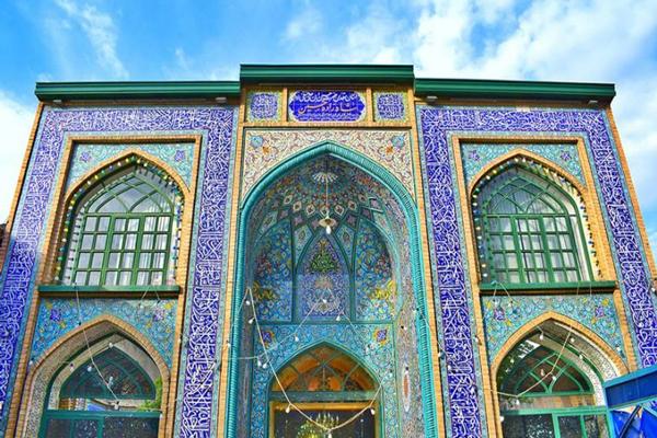آشنایی با امام زاده شاهزاده حسین