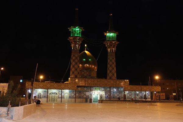 آشنایی با امام زاده عبدالله