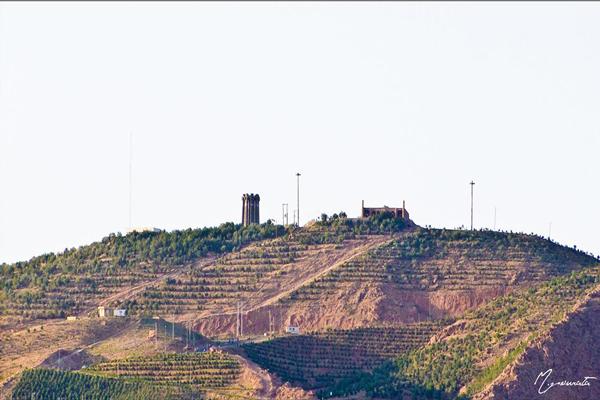برج-یادبود-شهید-گمنام تبریز