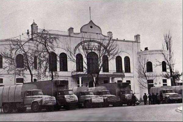 آشنایی با تاریخچه عمارت شهرداری