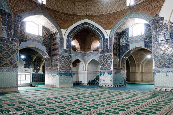 تاریخچه-مسجد-کبود تبریز