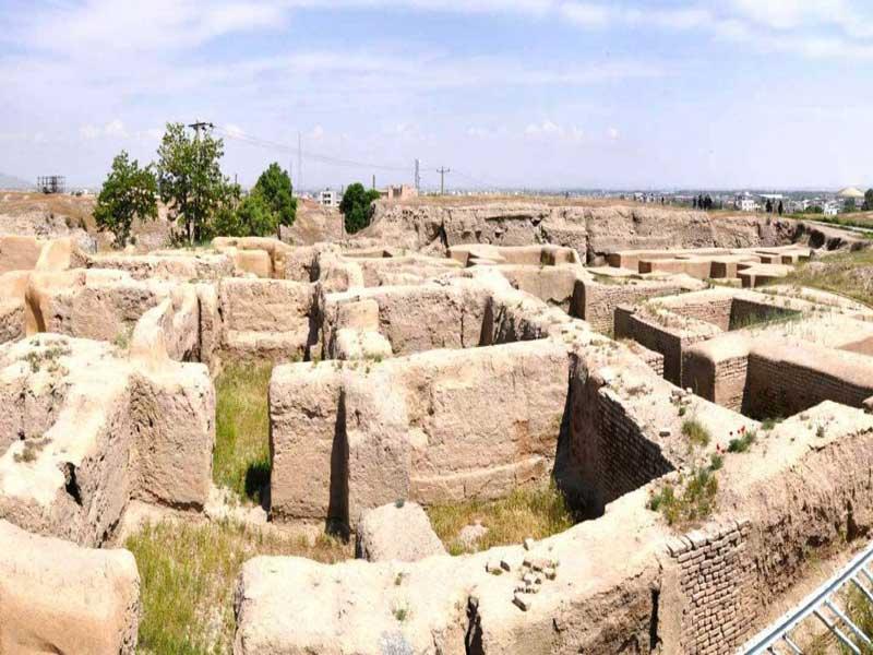 آشنایی با تپه هگمتانه؛ پایتخت باستانی