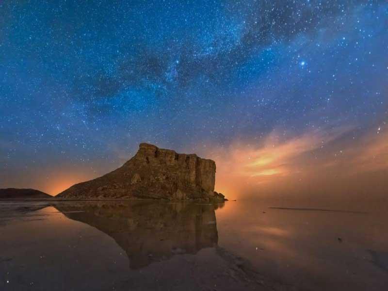 جزایر دریاچه ارومیه