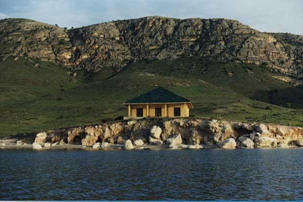معرفی جزیره کبودان