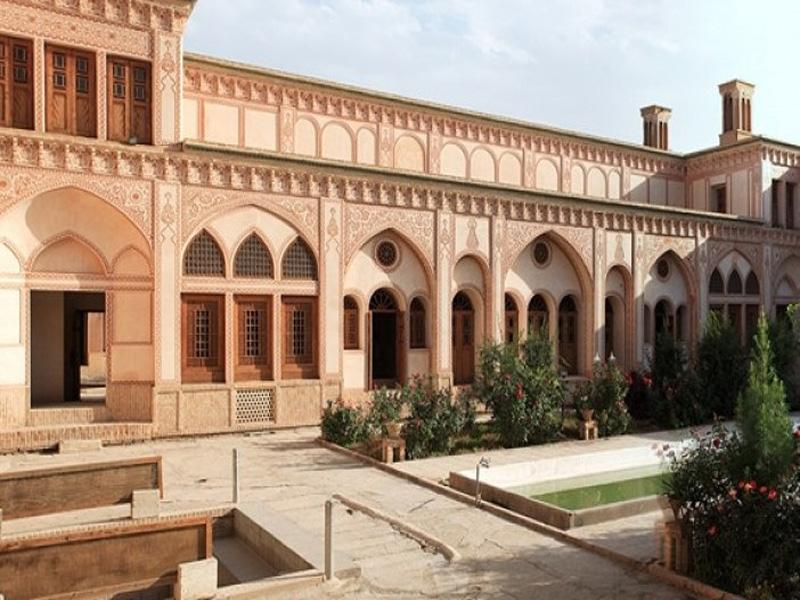 خانه قزوینی ها یک بنای تاریخی شگفت انگیز