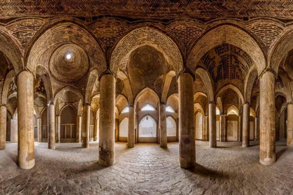 تاریخچه مسجد-جامع-عتیق اصفهان