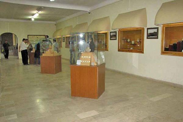 درباره ی موزه هگمتانه همدان