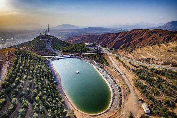 دریاچه-مصنوعی-داغ-گلی تبریز