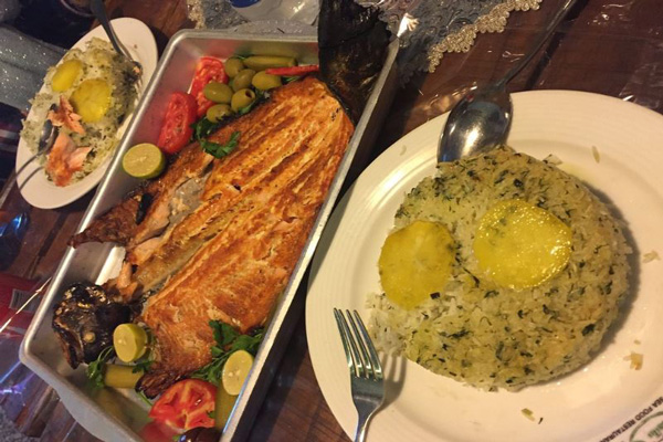 رستوران-های-نزدیک-مسجد-جامع تبریز