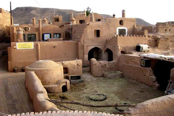 روستاهای-کویر-مصر اصفهان