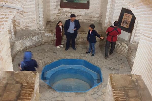 طبقه دوم موزه آب