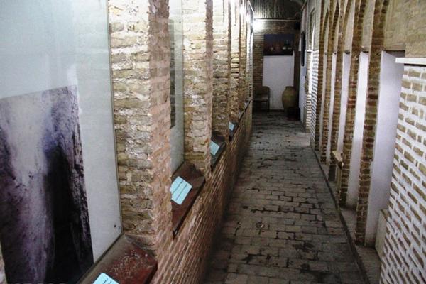 طبقه شوم موزه آب