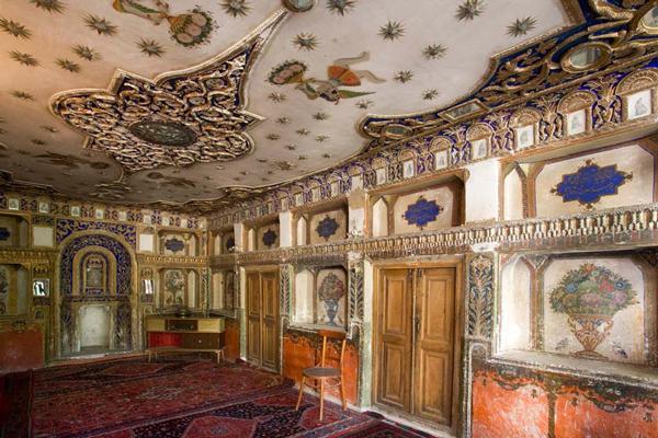 عمارت مسعودی همدان