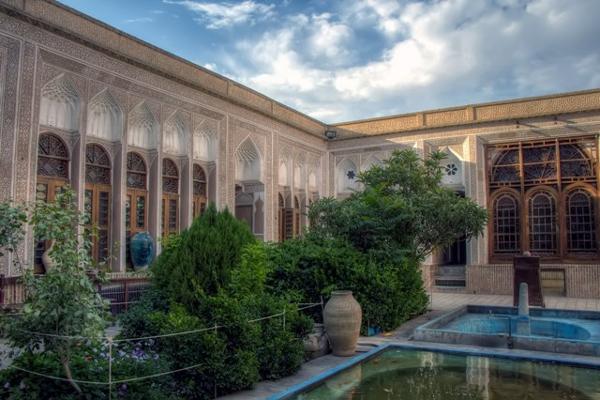 آشنایی با عمارت موزه آب