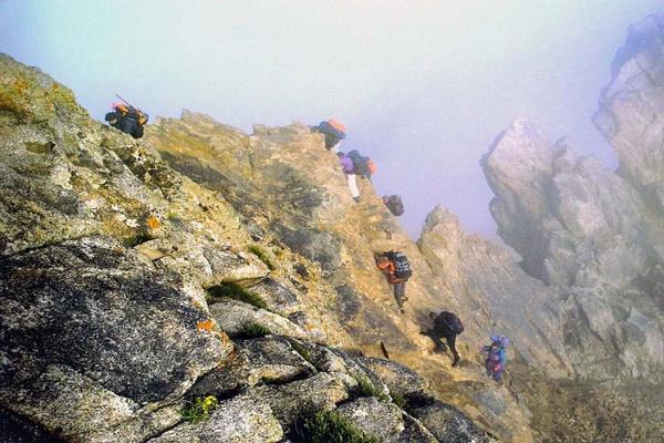 فله های کوهستان الوند در همدان