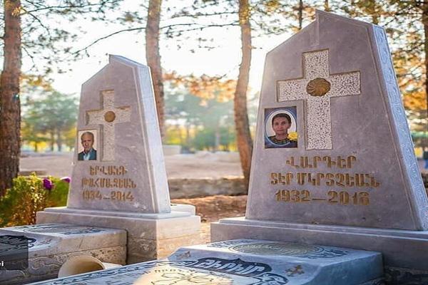 قبرستان-منطقه-جلفا اصفهان