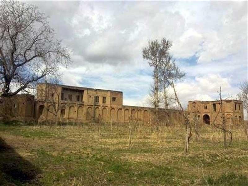 قلعه های تاریخی این شهر