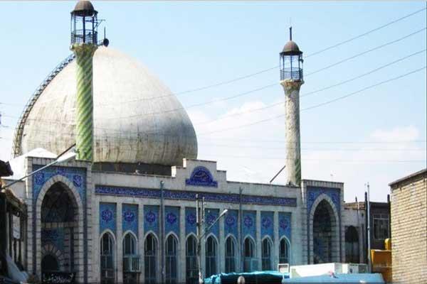 آشنایی با مسجد اعظم
