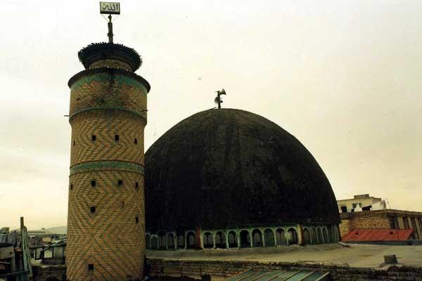 آشنایی با مسجد امام شافعی