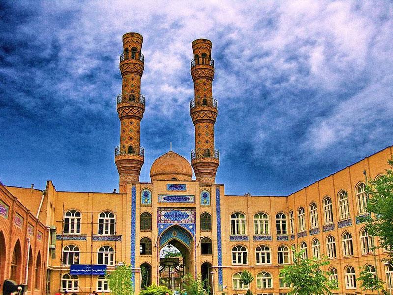 مسجد-جامع تبریز