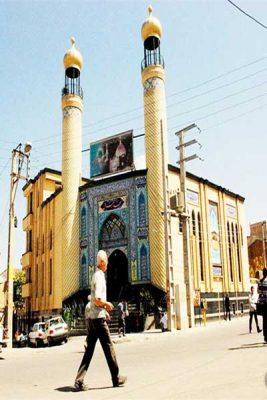 آشنایی با مسجد جنرال