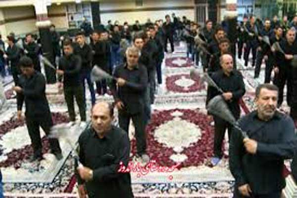 آشنایی با مسجد جوانمرد قصاب
