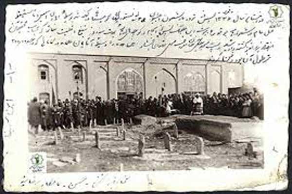 آشنایی با مسجد حاجی خان