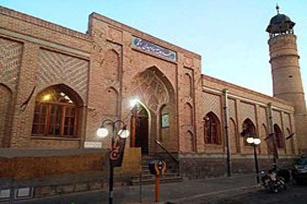 آشنایی با مسجد سبزه