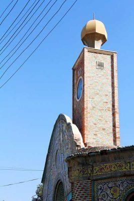 آشنایی با مسجد سردار