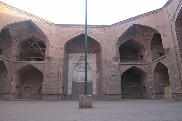 آشتایی با مسجد مطلب خان خوی