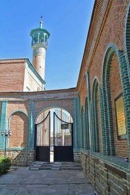 آشنایی با مسجد تاریخی مناره