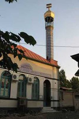 آشنایی با مسجد یوردشاهی