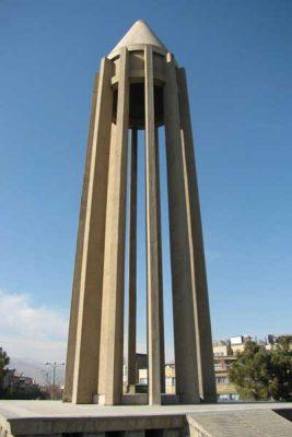 معماری آرامگاه ابوعلی سینا  پزشک ایرانی