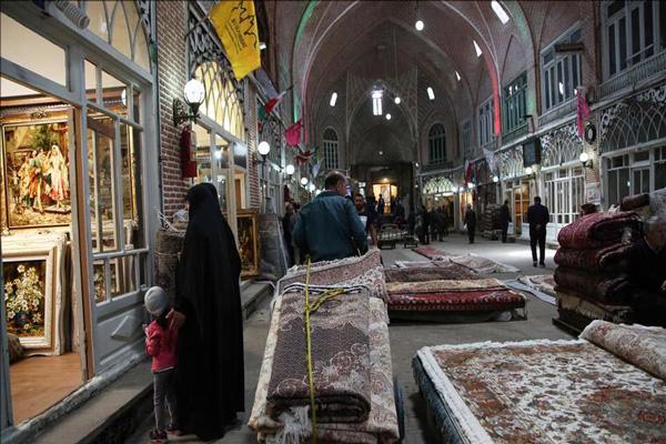 معماری-بازار-قدیمی تبریز