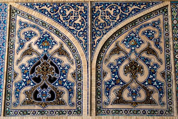 معماری-مسجد-جامع-عتیق اصفهان