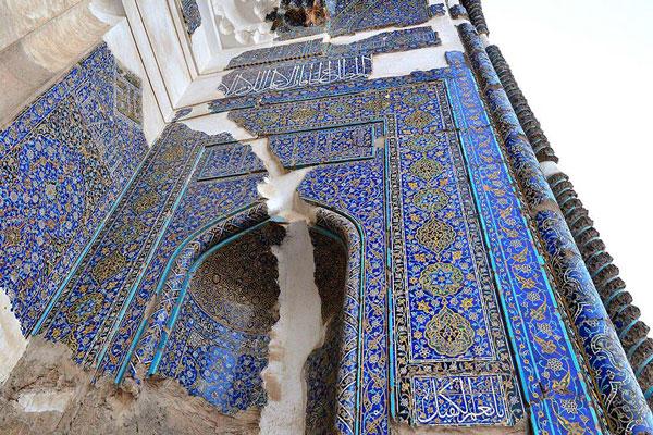 معماری-مسجد-کبود تبریز