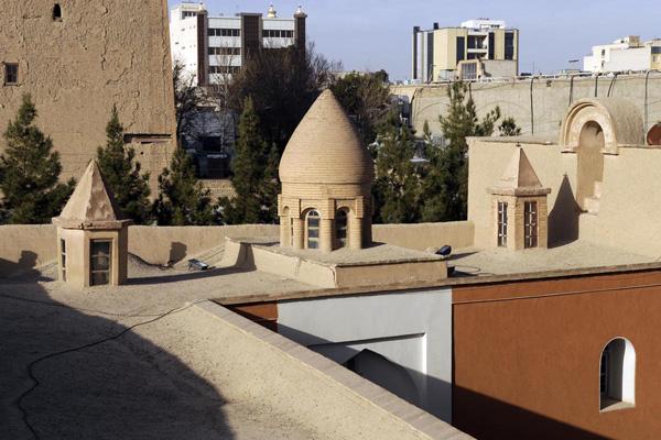 معماری-کلیسا-سنت-مری اصفهان